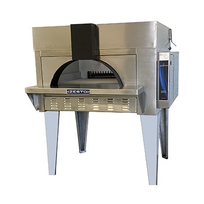 """309-O OPEN DECK PIZZA / BAKE OVEN GAS (52""""L X 51""""D)"""