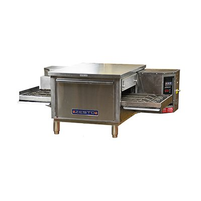 "ZESTO CG2418 CONVEYOR PIZZA BAKE OVEN GAS (48""W X 33.5""D)"