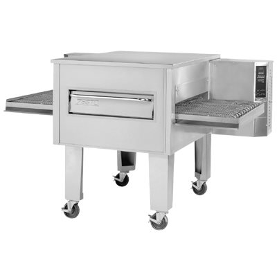 "ZESTO CG3632 CONVEYOR PIZZA / BAKE OVEN GAS (72""L X 50""D)"