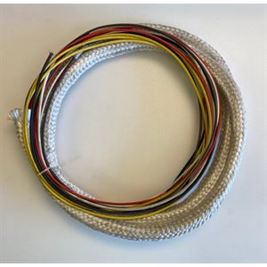 CONVEYOR HARNESS WIRES WITH SLEEVE FOR 3018